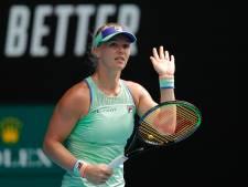Ook uitgestelde Australian Open komt te vroeg voor Kiki Bertens