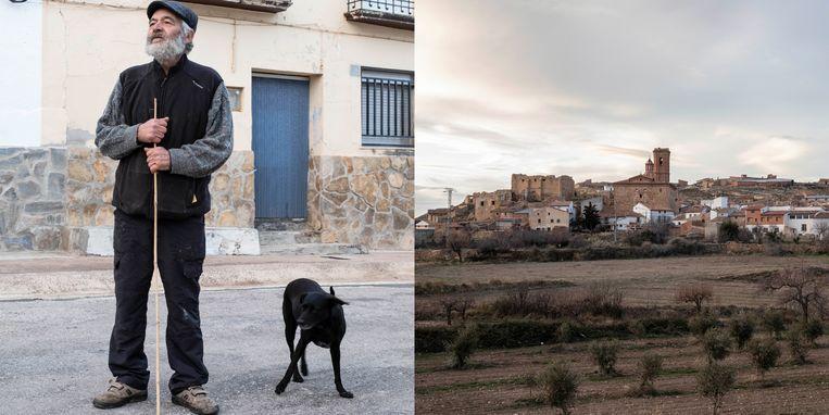 Mariano (75), Plou. Beeld RV/Cesar Dezfuli