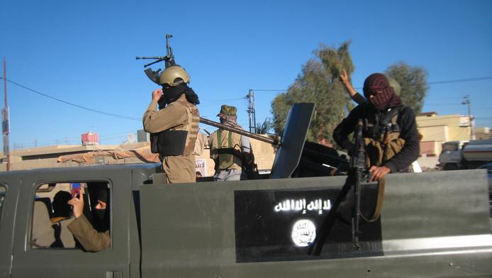L'EI en Irak (archives)