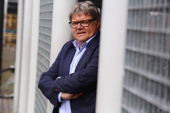 Vlaams parlementslid Ludwig Vandenhove (sp.a).