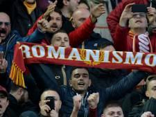 AS Roma spreekt schande van wangedrag Italiaanse fans