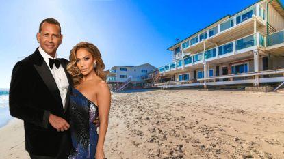BINNENKIJKEN. Jennifer Lopez koopt nog maar eens een huis (voor 5,8 miljoen euro)