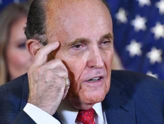 """Vennoot Giuliani aan ex-CIA-agent over eventuele gratieverlening: """"Dat gaat 2 miljoen dollar kosten"""""""