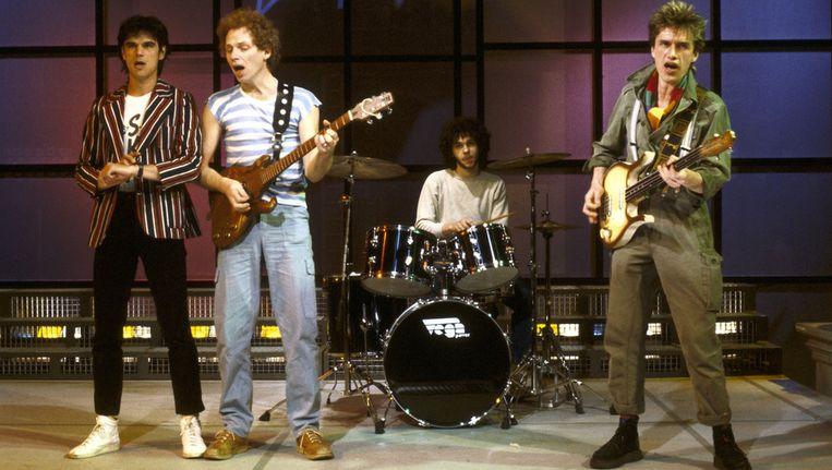 Doe Maar in 1982 Beeld anp