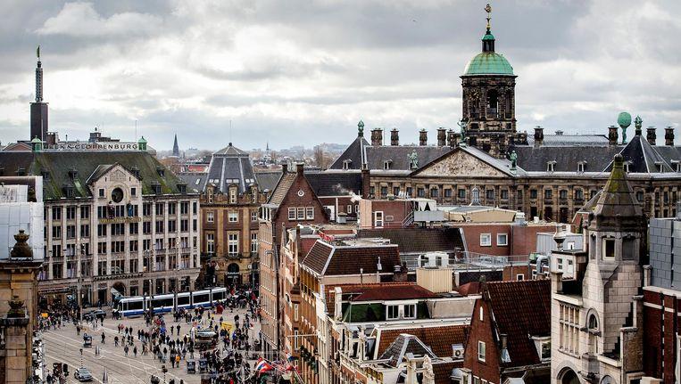 Willem Koster: 'Amsterdam is net een expansievat' Beeld anp