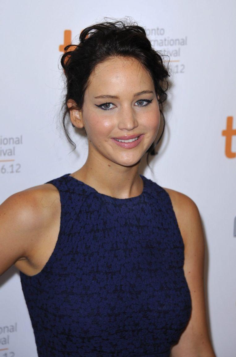 Jennifer Lawrence, ultieme cool girl - of toch niet? Beeld EPA