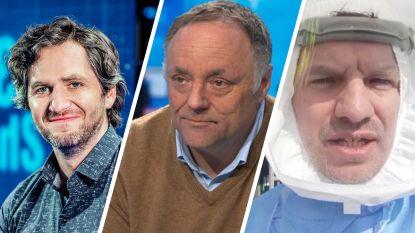 Marc Van Ranst, Lieven Scheire en Stef Vanlee geven antwoord op de 10 meest gegoogelde vragen over corona