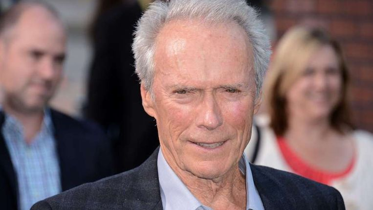 Clint Eastwood. Beeld afp