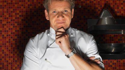Gordon Ramsay wil veganist worden