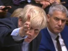 Klap voor Boris Johnson: Lagerhuis stemt tijdschema brexit weg
