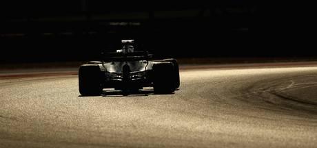 Hamilton soeverein naar pole, zesde tijd Verstappen