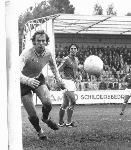 De bijzondere band van André van Gerven met PSV en FC Twente: 'Heb jij zo hoog gespeeld, opa?'