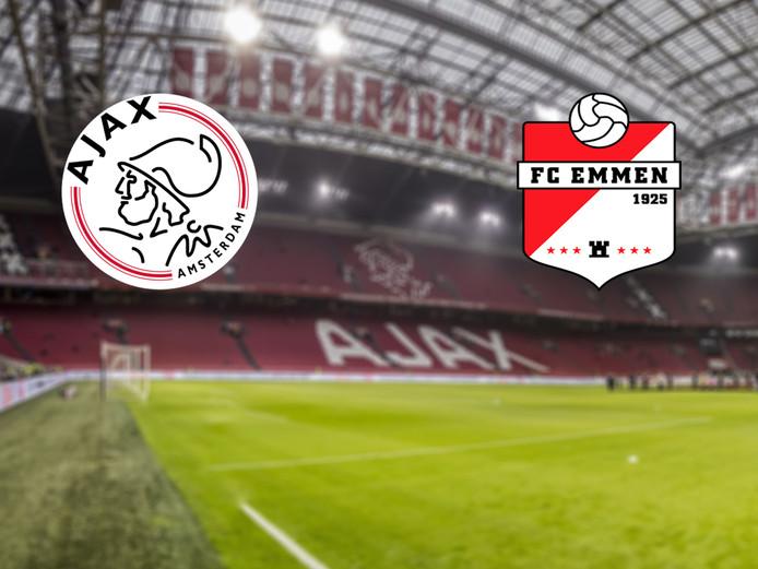 Ajax - FC Emmen