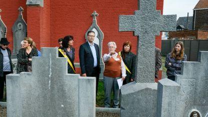 Londerzeel kleurt begraafplaatsen groen