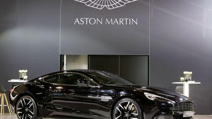 Britse autobouwer Aston Martin dieper in de rode cijfers