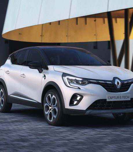 Renault Captur E-Tech: zuinige hybride dankzij stekkerfunctie