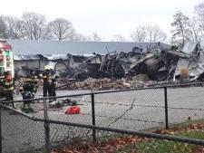 Brand in opslagloods Nistelrode treft tientallen ondernemers en particulieren