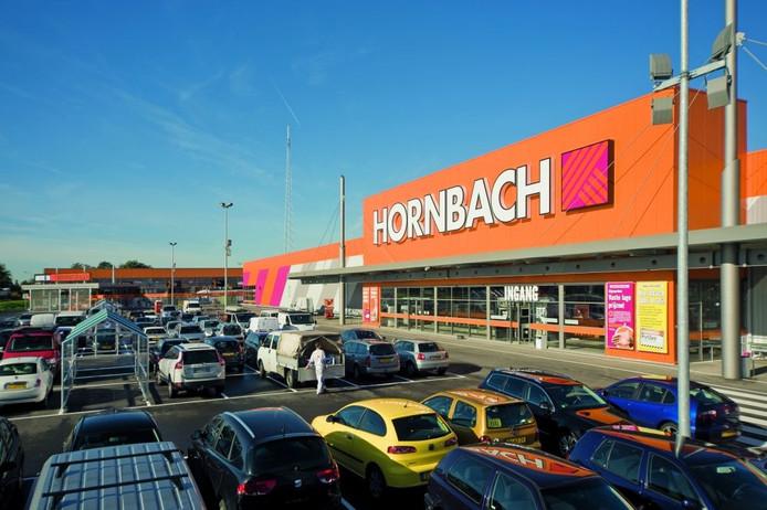 Een vestiging van Hornbach elders in Nederland.