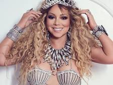 Mariah, kan het een onsje minder met dat gephotoshop?