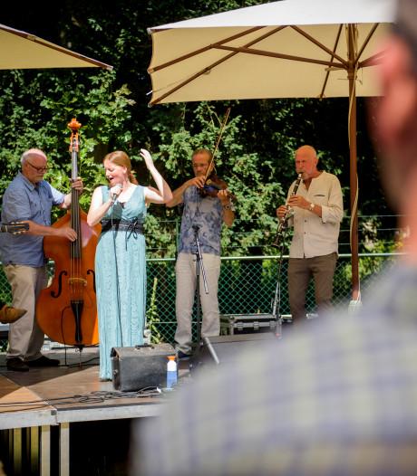 Tuinpadfestival bij De Wieger in Deurne aantrekkelijk door variatie