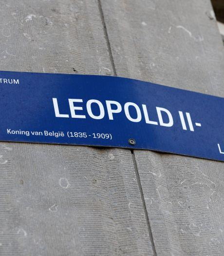 Bourg-Léopold veut renommer l'avenue du Roi Léopold II