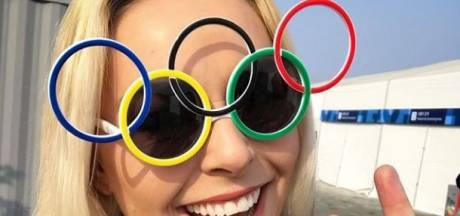 Vonn verbeeldt olympische spirit, sporters nemen afscheid