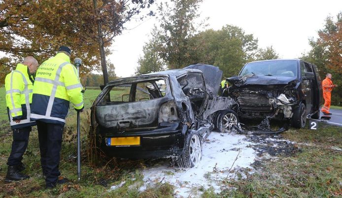 Ernstig ongeluk in Sint-Michielsgestel