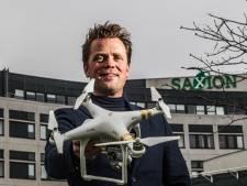 Nieuwe drone kan overal lichamen opsporen, zelfs onder de grond