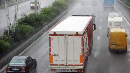 43 camera's gaan nieuw inhaalverbod vrachtwagens controleren