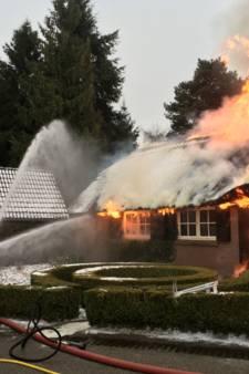 Verdriet om inbraak na verwoestende brand in Heerde