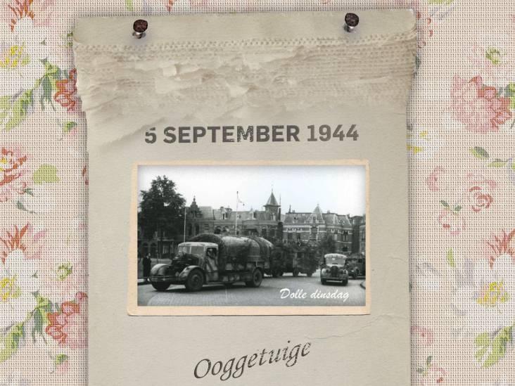 Dagboeken uit frontstad Nijmegen: 'O, wat een schrik, alle mensen, ook de Duitsers, zochten dekking'