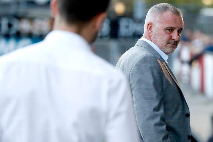 Alflen is niet langer hoofdtrainer van Helmond Sport.