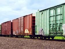 Extra lange goederentreinen over Brabants spoor
