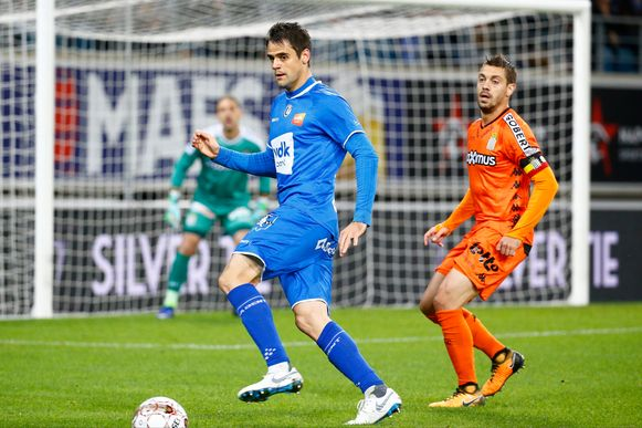 Andrijasevic mag beschikken bij AA Gent.