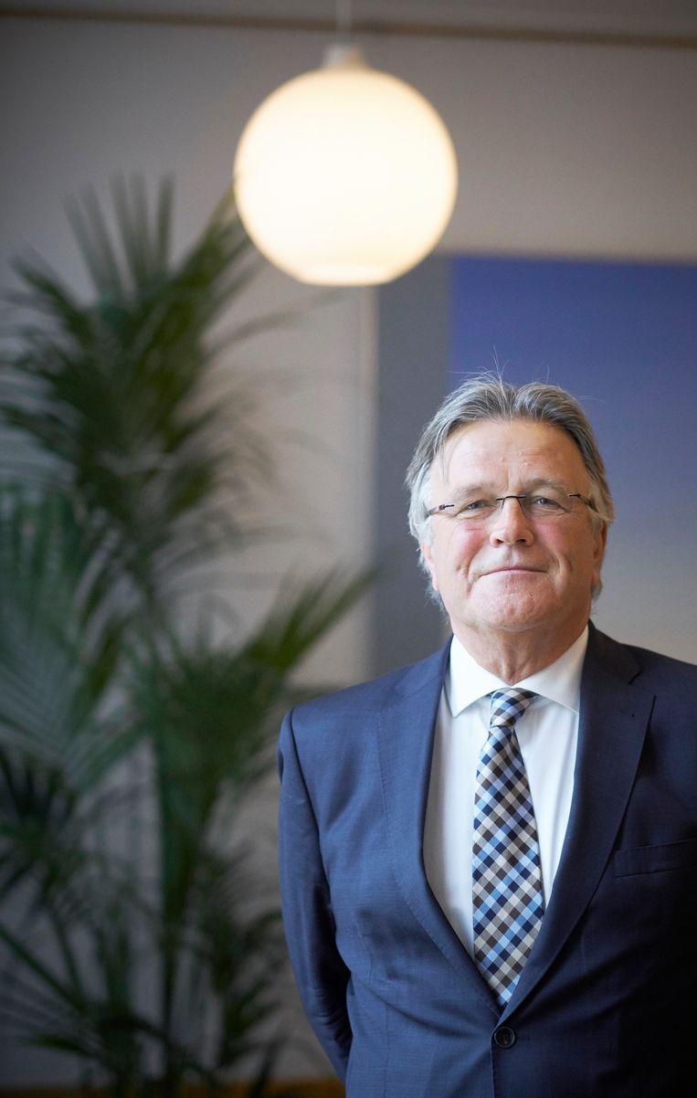 Siebe Riedstra (ex-Justitie, naar ABDTOPConsult Binnenlandse Zaken). Beeld MARTIJN BEEKMAN