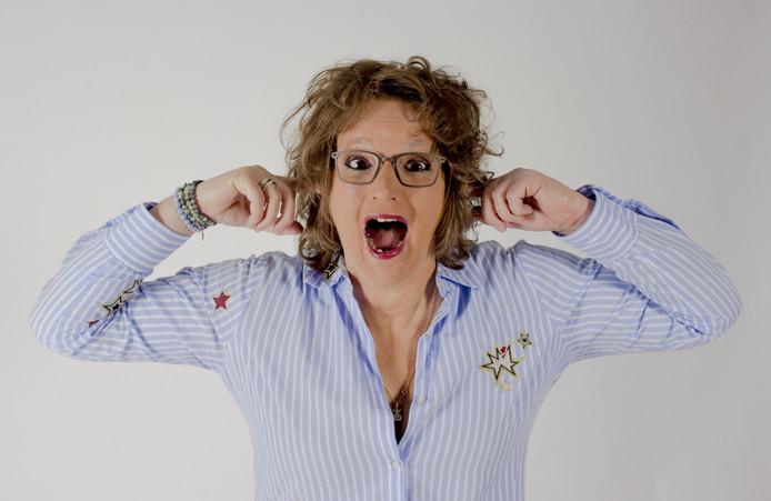 Kitty Trepels van Mil werkt aan haar derde voorstelling over kanker: Niemandsland.