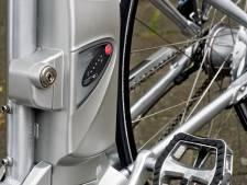 Vier accu's gestolen van e-bikes