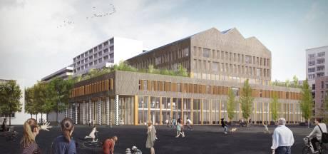 Tilburg: groen en duurzaam 'Huis van de stad'