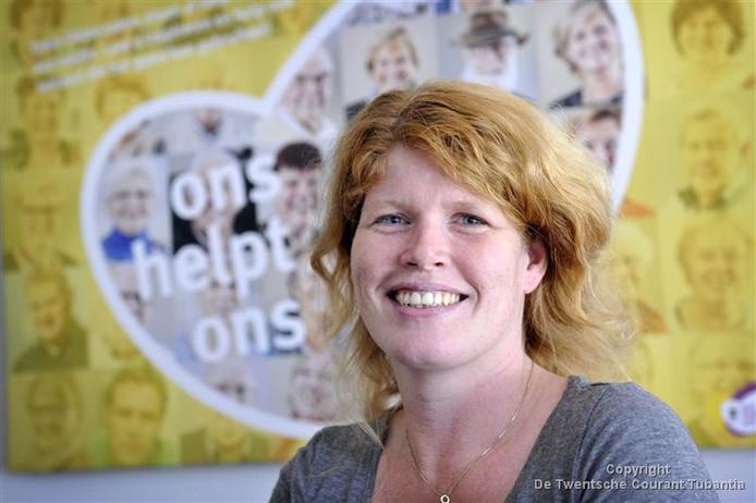 Carla Boerrigter van Impuls benadrukt dat zelfredzaamheid voorop staat bij de leerkring 'Inclusief', die dit najaar moet beginnen.