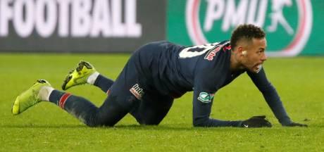PSG laat Neymar wederom in Brazilië revalideren