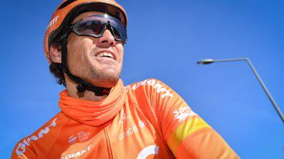 """Van Avermaet traint 160 kilometer in plaats van geplande 90: """"Het mag zaterdag ook warm zijn"""""""