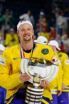 Zweden voor tiende keer wereldkampioen ijshockey
