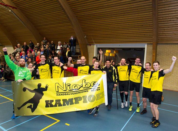 Handbalclub Niobe uit Asten.