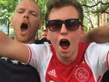 Sfeer in Amsterdam: 'het wordt één groot gekkenhuis'