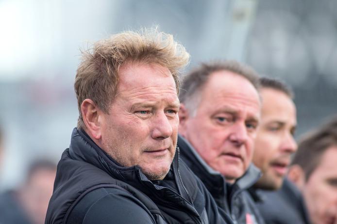 De Treffers-coach Jan de Jonge.