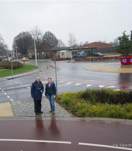 Geen ingreep rotonde Van Kregtentunnel Wierden