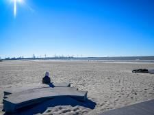 LIVE | Wegen naar Kralingse Bos en Maasvlaktestrand dicht, toch enkele 'marathonlopers' in Rotterdam