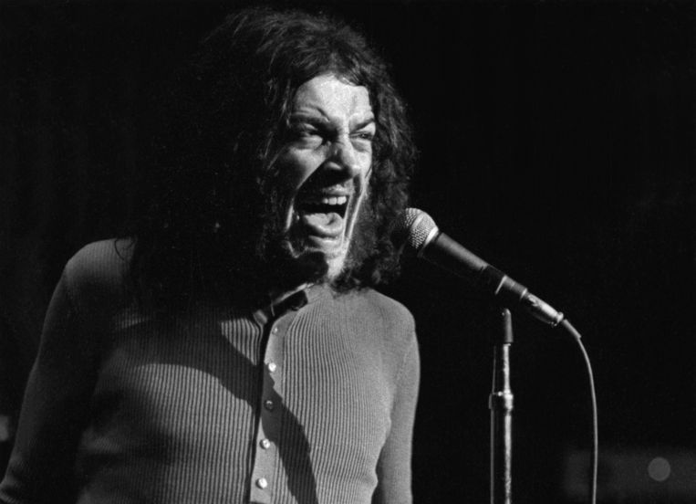 1970, tijdens de Mad dogs & Englishmentournee. Beeld Linda Wolf/AP
