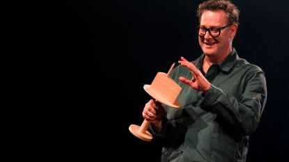 Peter Verhelst wint Ultima en 10.000 euro voor nieuwste boek 'Voor het vergeten'