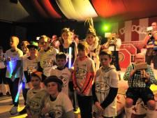 Renkum neemt alvast een voorproefje op het grote carnavalsfeest